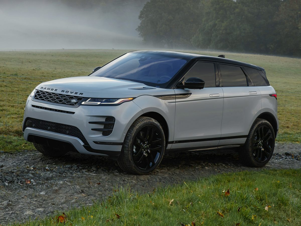 2020 Land Rover Range Rover Evoque First Edition SUV