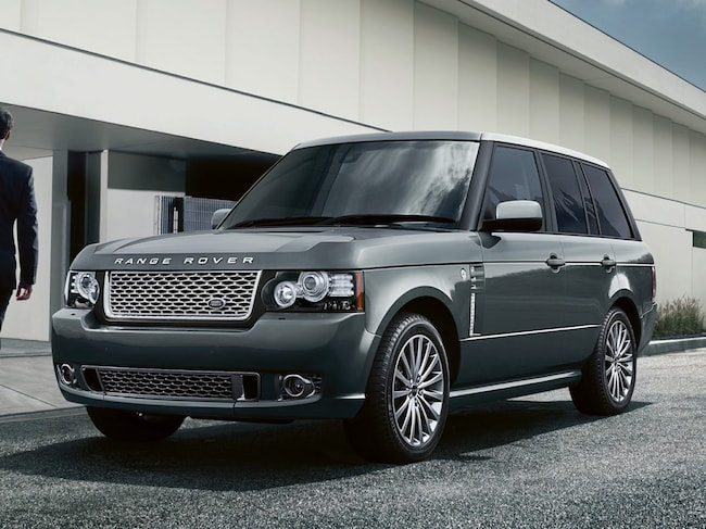2012 Land Rover Range Rover HSE SUV