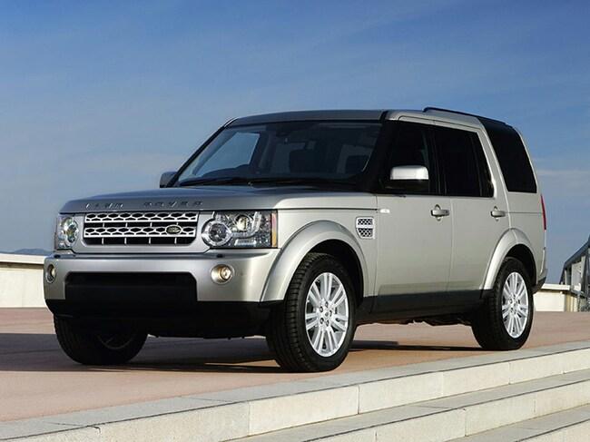 2012 Land Rover LR4 V8 SUV