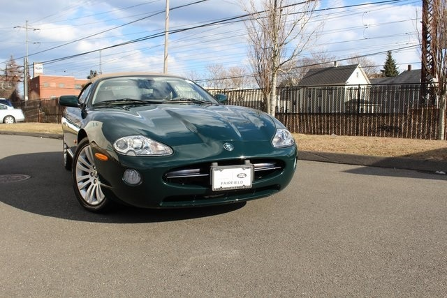 Used 2006 Jaguar Xk8 For Sale At Land Rover Fairfield Vin Rhlandroverfairfield: 2006 Jaguar Xk Battery Location At Gmaili.net