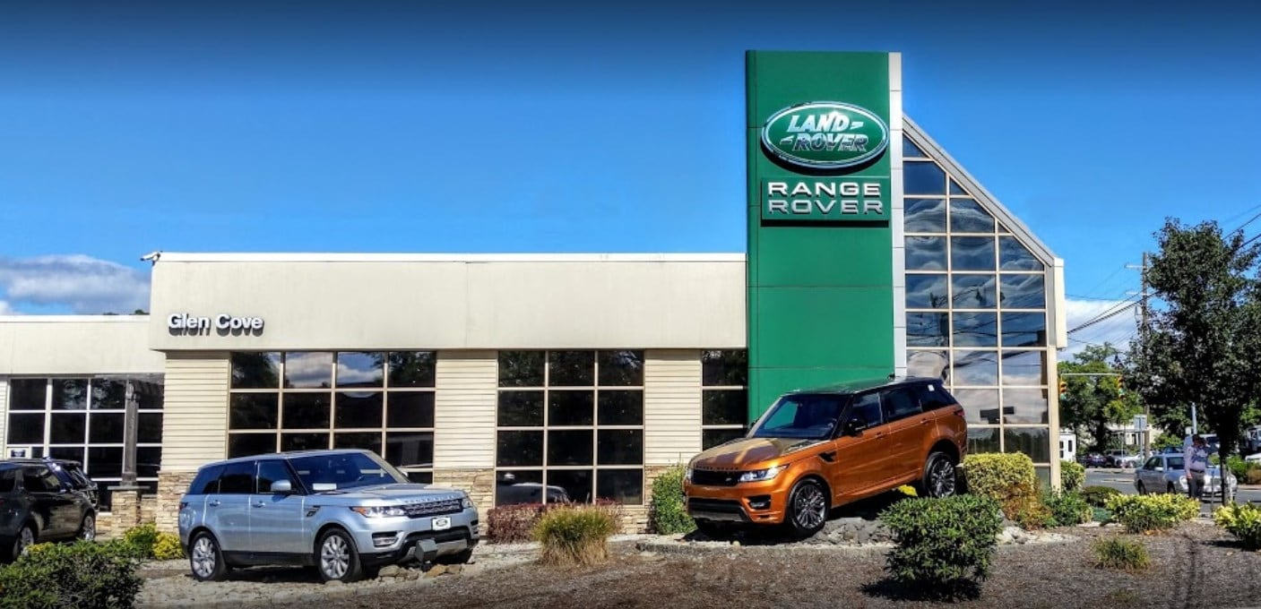 Land Rover Dealership >> New York Cares Coat Drive And Island Harvest Food Drive
