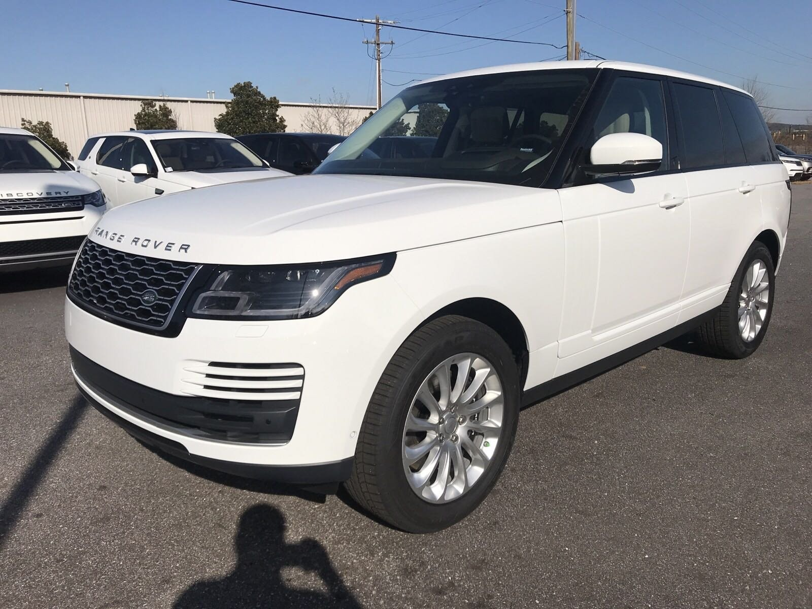 2019 Range Rover HSE V6 Supercharged | Greenville SC Labor Day Sales Event