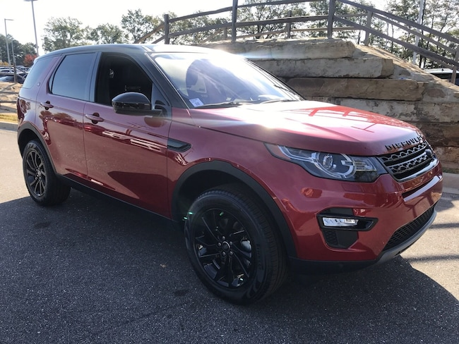 2019 Land Rover Discovery Sport HSE HSE 4WD