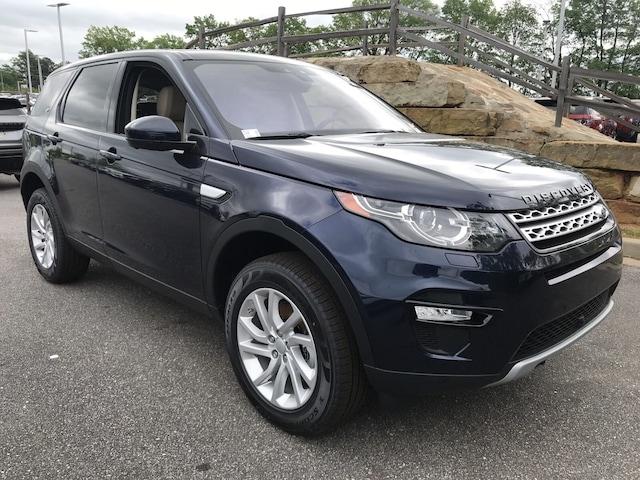 New Land Rover Discovery >> New 2019 Land Rover Discovery Sport Hse Hse 4wd