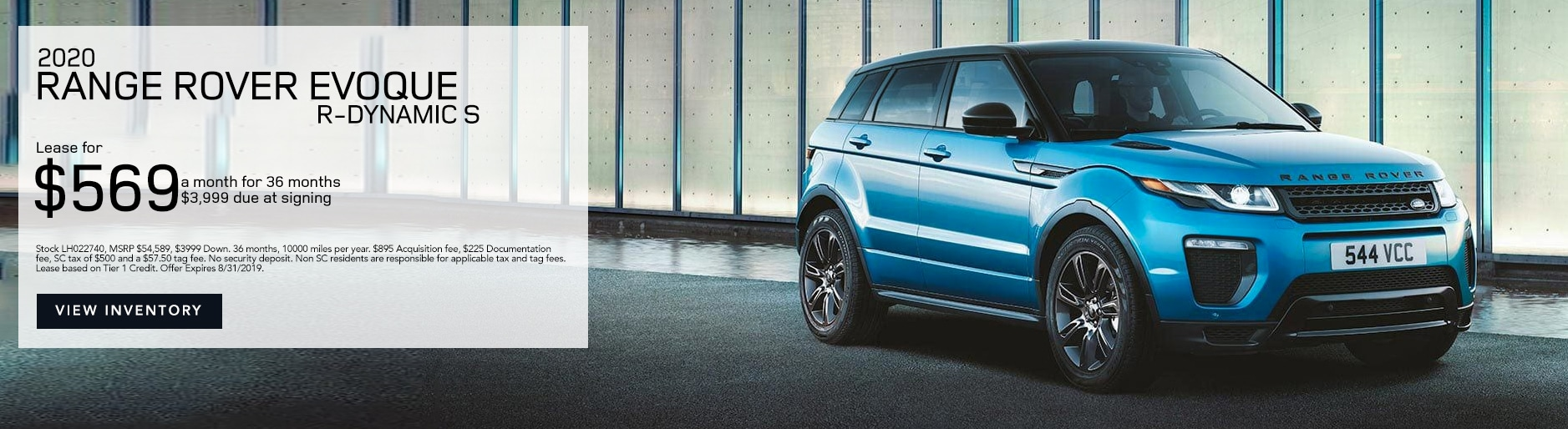 2019 and 2020 Land Rover Dealership | Range Rover New & Used Dealer
