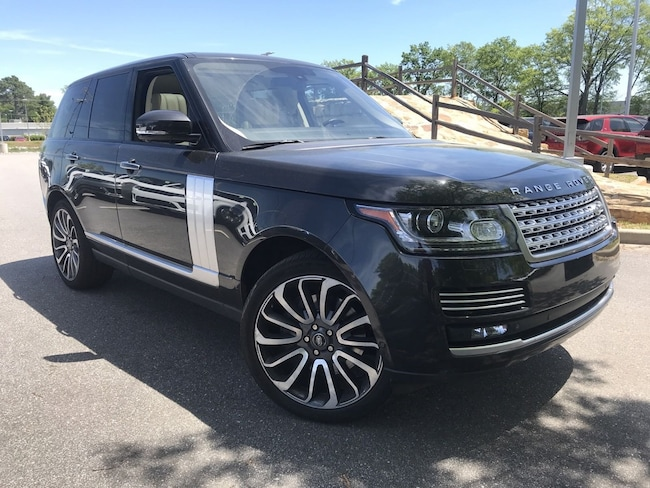 2014 Land Rover Range Rover Supercharged Autobiography 4WD  Supercharged Autobiography