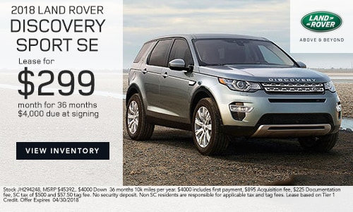 2018 Land Rover Discovery Sport SE in Greenville SC