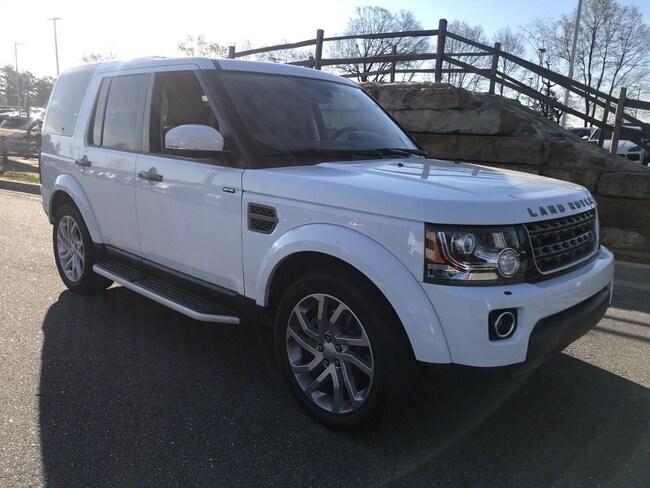 2016 Land Rover LR4 HSE 4WD  HSE *Ltd Avail*