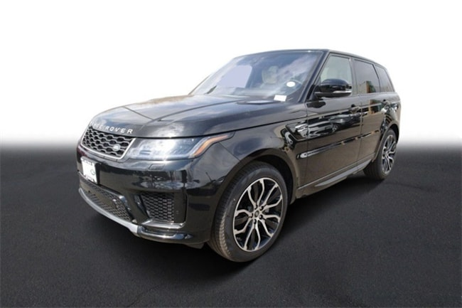 2019 Land Rover Range Rover Sport Autobiography SUV