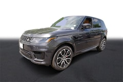2019 Land Rover Range Rover Sport Supercharged Dynamic SUV SALWR2REXKA855773