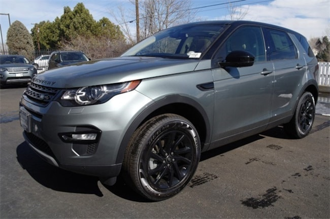 2019 Land Rover Discovery Sport HSE SUV