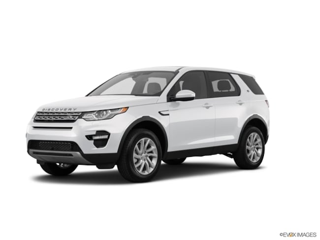 2019 Land Rover Discovery Sport HSE AWD HSE  SUV
