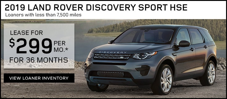 Land Rover Discovery Lease >> Affordable Land Rover Service Loaner Lease Specials