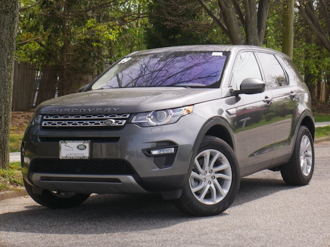 Used 2019 Land Rover Discovery Sport HSE SUV For Sale in Southampton NY