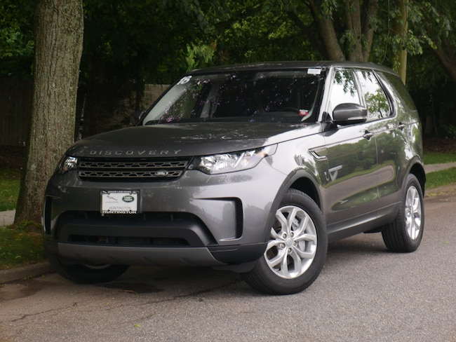 Used 2018 Land Rover Discovery SE SUV For Sale in Southampton NY