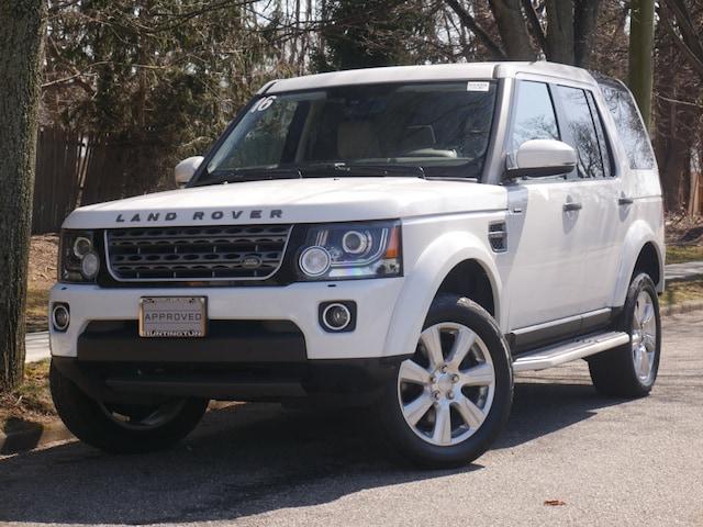2016 Land Rover >> 2016 Land Rover Lr4 Hse Suv