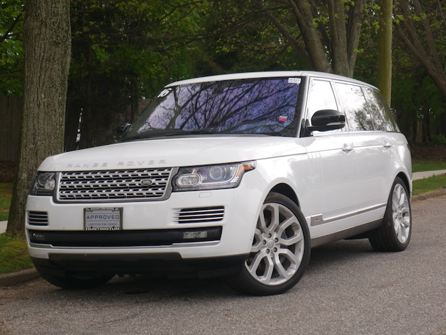 Certified 2016 Land Rover Range Rover Autobiography LWB SUV For Sale in Southampton