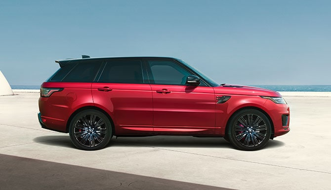 Build Configure Your Own Land Rover Or Range Rover