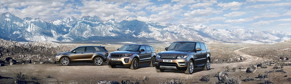 Land Rover Financing in Huntington