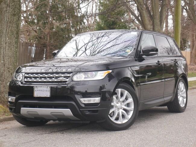 2016 Land Rover Range Rover Sport HSE Td6 SUV