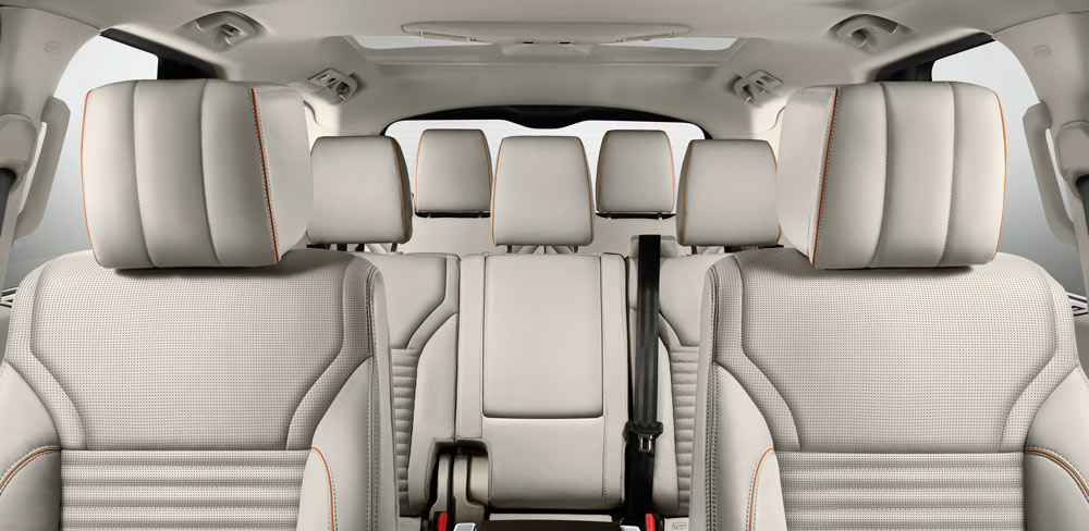 Which Land Rover SUVs Have Third Row Seating?