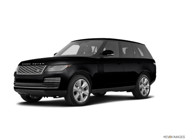 2019 Land Rover Range Rover Supercharged AWD Supercharged LWB  SUV