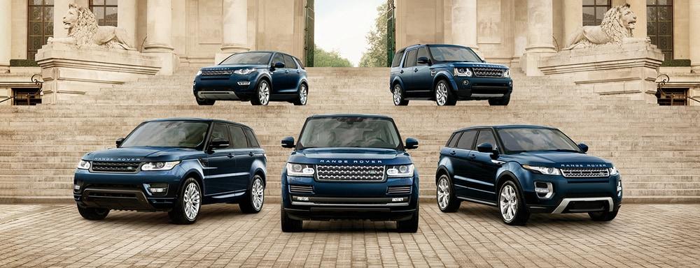 Land Rover Models >> Land Rover Range Rover Comparisons