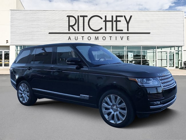 2014 Land Rover Range Rover 5.0L V8 Supercharged SUV