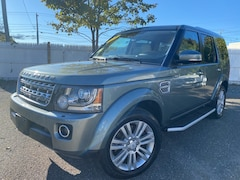 Pre-Owned 2015 Land Rover LR4 Base SUV in Cape Cod, MA