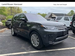 2018 Land Rover Discovery HSE LUXURY SUV