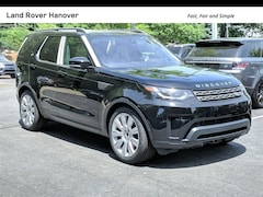 2019 Land Rover Discovery SE SUV for sale near Boston at Land Rover Hanover
