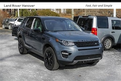 2019 Land Rover Discovery Sport HSE SUV for sale near Boston at Land Rover Hanover