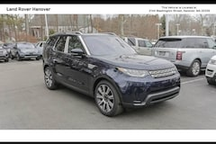 2019 Land Rover Discovery HSE SUV for sale near Boston at Land Rover Hanover