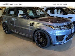 2019 Land Rover Range Rover Sport HSE Dynamic SUV for sale near Boston at Land Rover Hanover