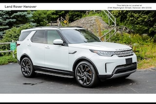 New 2018 Land Rover Discovery HSE SUV for sale in Hanover, MA at Land Rover Hanover