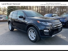 2016 Land Rover Discovery Sport HSE SUV for sale near Boston, MA at Land Rover Hanover
