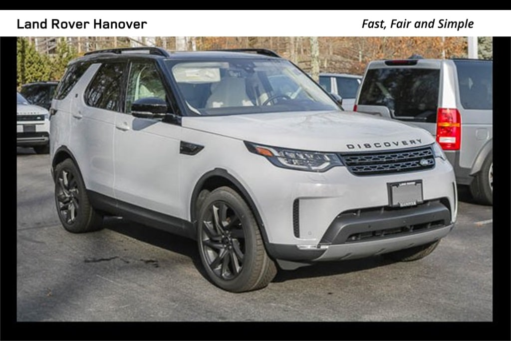 2019 Land Rover Discovery HSE Luxury SUV