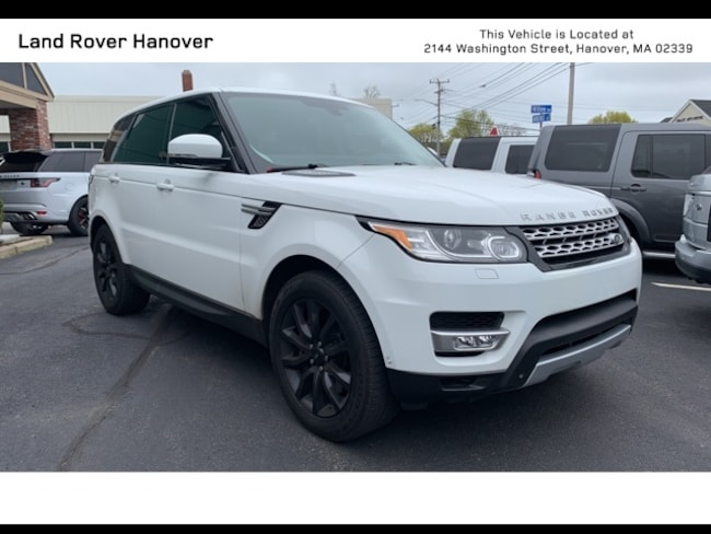 Used 2015 Land Rover Range Rover Sport For Sale At South Shore Mini