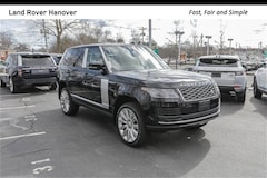 2019 Land Rover Range Rover Supercharged SUV for sale near Boston at Land Rover Hanover