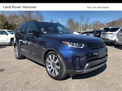 2018 Land Rover Discovery HSE SUV for sale near Boston at Land Rover Hanover