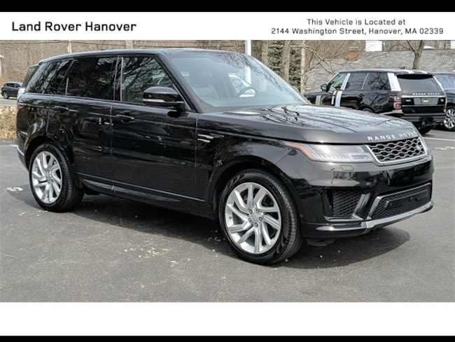 2018 Land Rover Range Rover Sport Supercharged SUV