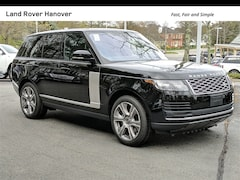 2019 Land Rover Range Rover HSE SUV for sale near Boston at Land Rover Hanover