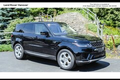2018 Land Rover Range Rover Sport SE Td6 SUV for sale near Boston at Land Rover Hanover