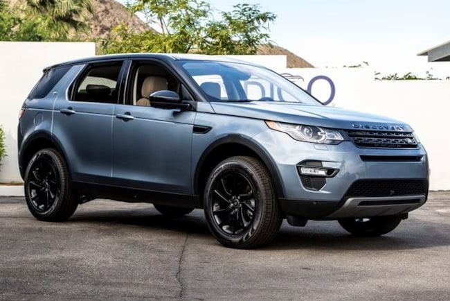 2019 Land Rover Discovery Sport HSE Service Loaner SUV