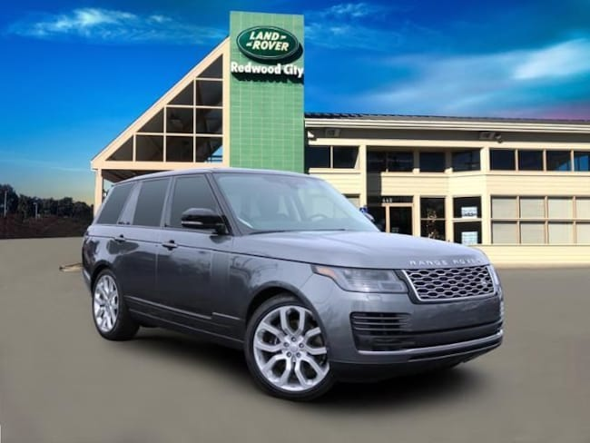 New 2019 Land Rover Range Rover 3.0L V6 Supercharged HSE SUV for sale in Livermore, CA