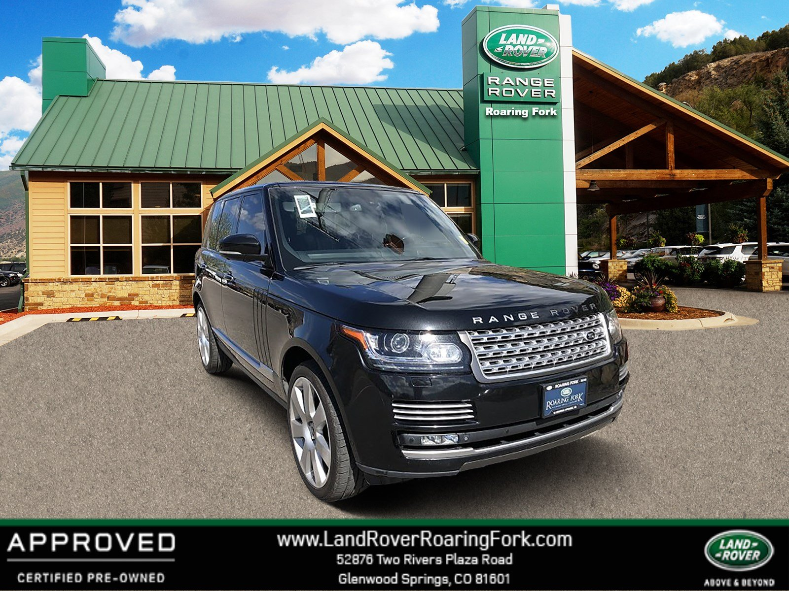 2014 Land Rover Range Rover Supercharged Autobiography 4WD 4dr