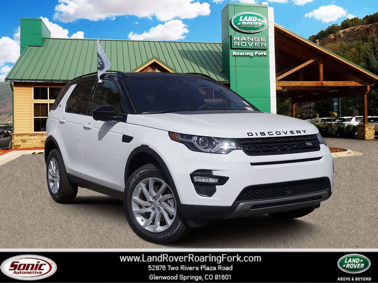 2018 Land Rover Discovery Sport: Expectations, Changes >> New 2019 Land Rover Discovery Sport For Sale In Glenwood Springs Co Stock Kh812129
