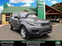 Certified Pre-Owned 2018 Land Rover Range Rover Evoque SE SUV for sale in Glenwood Springs, CO