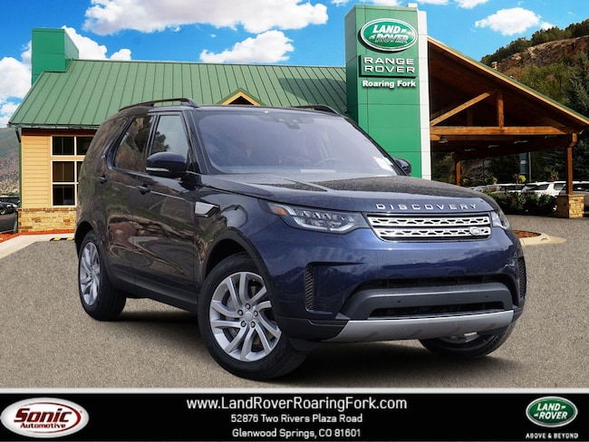 New 2019 Land Rover Discovery HSE SUV in Glenwood Springs
