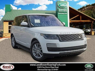 New 2018 Land Rover Range Rover 3.0L V6 Supercharged SUV for sale in Glenwood Springs, CO